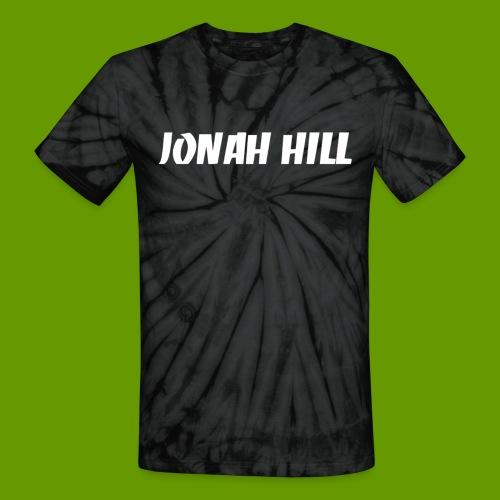 J0nah Hill Unisex Tie-Dye Shirt (BLACK,BLUE,PINK) - Unisex Tie Dye T-Shirt
