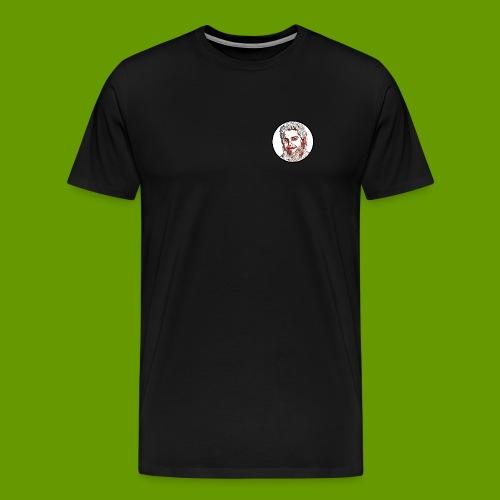 J0nah Hill Pocket Logo Shirt - Men's Premium T-Shirt