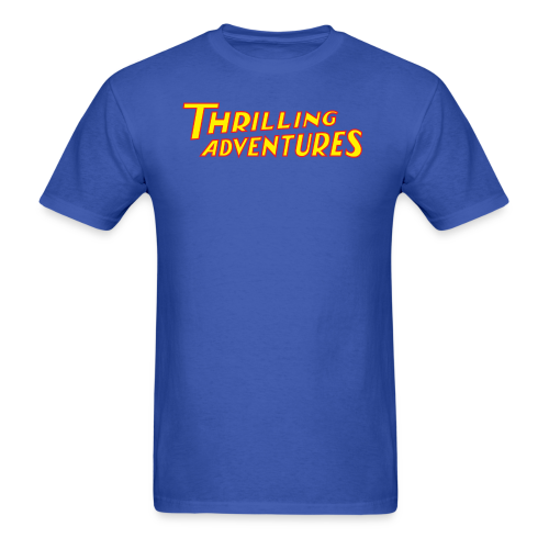 Thrilling Adventures - Men's T-Shirt