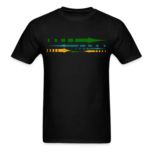 Love in Every Direction Mens - Men's T-Shirt