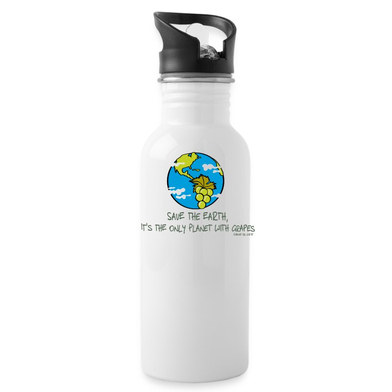 Save the Earth - Water Bottle