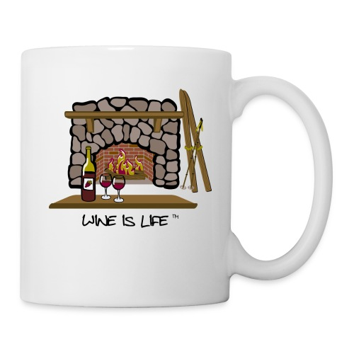 Skiing - Coffee/Tea Mug