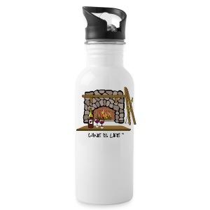 Skiing - Water Bottle