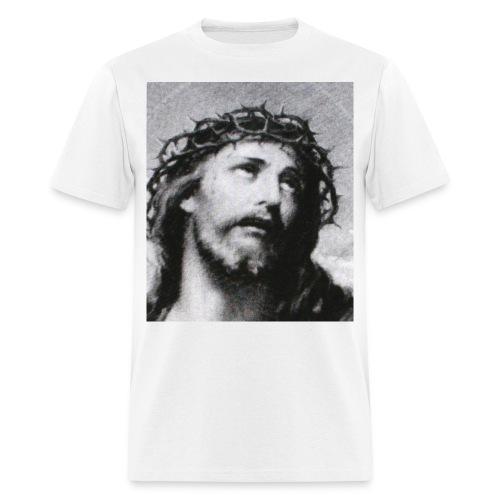 Jesus Christ portrait T-Shirt as worn by W. Axl Rose - Men's T-Shirt