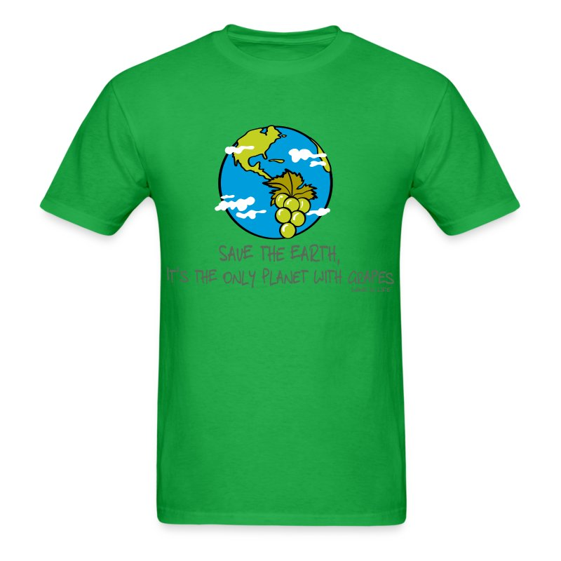 Save the Earth - Men's T-Shirt