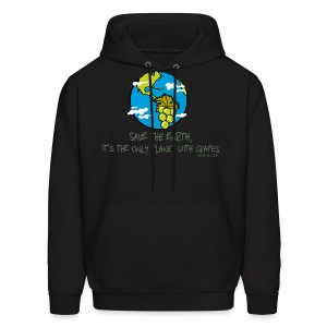 Save the Earth - Men's Hoodie