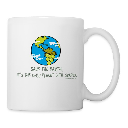 Save the Earth - Coffee/Tea Mug