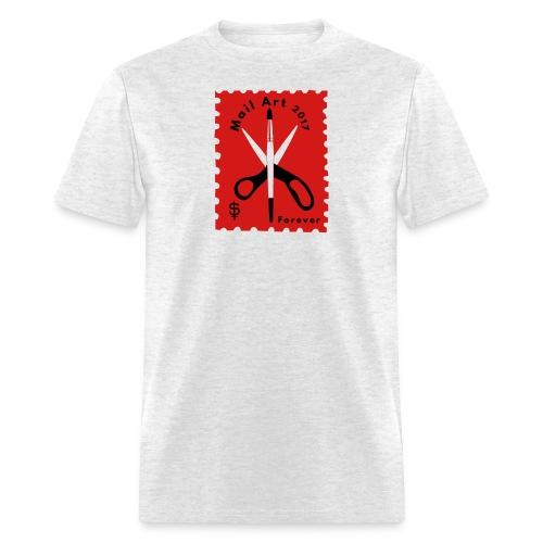 Mail Art Forever 2017 - Men's T-Shirt