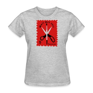 Mail Art Forever 2017 - Women's T-Shirt