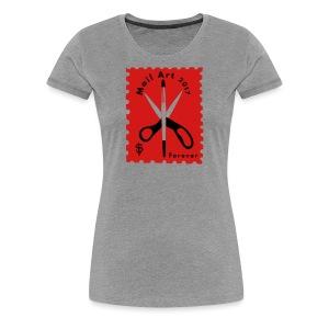 Mail Art Forever 2017 - Women's Premium T-Shirt