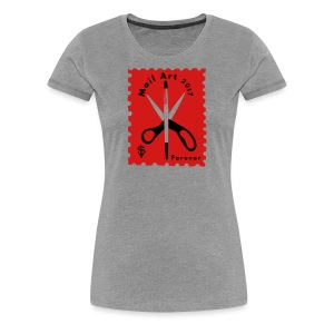 Mail Art Forever 2017 - Women's Premium T-Shirt