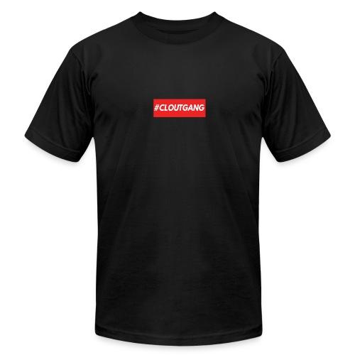 #cloutgang Supreme Style T-shirt - Men's  Jersey T-Shirt