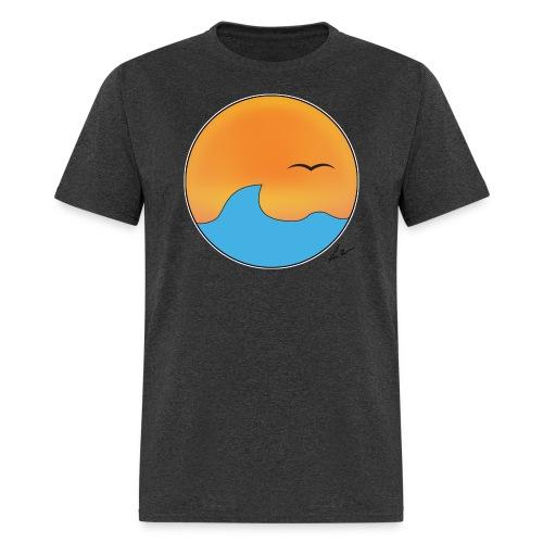 Sunset  - Men's T-Shirt