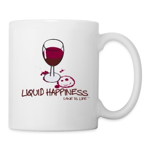 Liquid Happiness - Coffee Mug - Coffee/Tea Mug