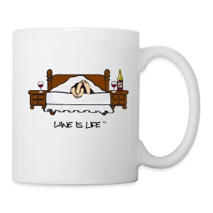 Wine is Life - Coffee/Tea Mug