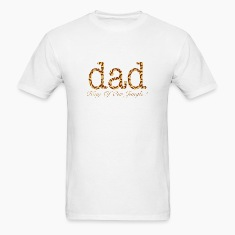 DAD King Of Our Jungle ! T-Shirts