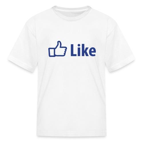 LIKE Soceer - Kids' T-Shirt