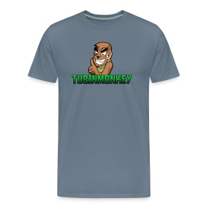 Official TubinMonkey Twitch Logo - Men's Premium T-Shirt