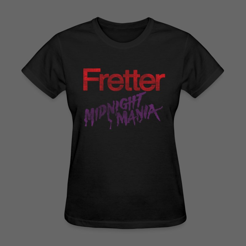 Fretter Midnight Mania - Women's T-Shirt