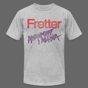 Fretter Midnight Mania - Men's T-Shirt by American Apparel