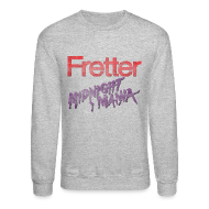 Long Sleeve Shirts ~ Crewneck Sweatshirt ~ Fretter Midnight Mania