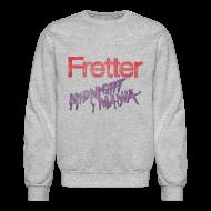 Long Sleeve Shirts ~ Crewneck Sweatshirt ~ Fretter Midnight Mania