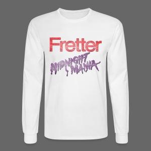 Fretter Midnight Mania - Men's Long Sleeve T-Shirt