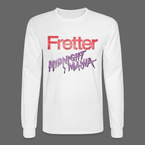 Fretter Midnight Mania - Men's Long Sleeve T-Shirt