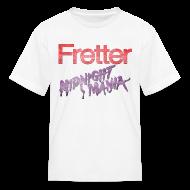 Kids' Shirts ~ Kids' T-Shirt ~ Fretter Midnight Mania