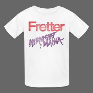 Fretter Midnight Mania - Kids' T-Shirt