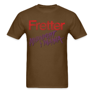 T-Shirts ~ Men's T-Shirt ~ Fretter Midnight Mania