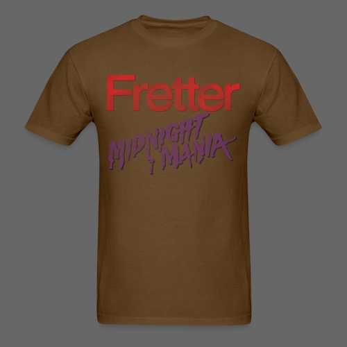 Fretter Midnight Mania - Men's T-Shirt