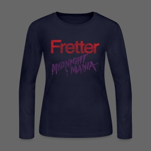 Fretter Midnight Mania - Women's Long Sleeve Jersey T-Shirt