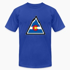 Vintage rockies. T-Shirts