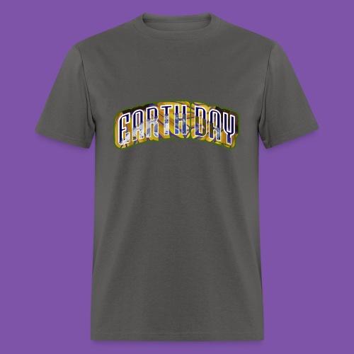 Sunflower Earth Day Shirt - Men's T-Shirt