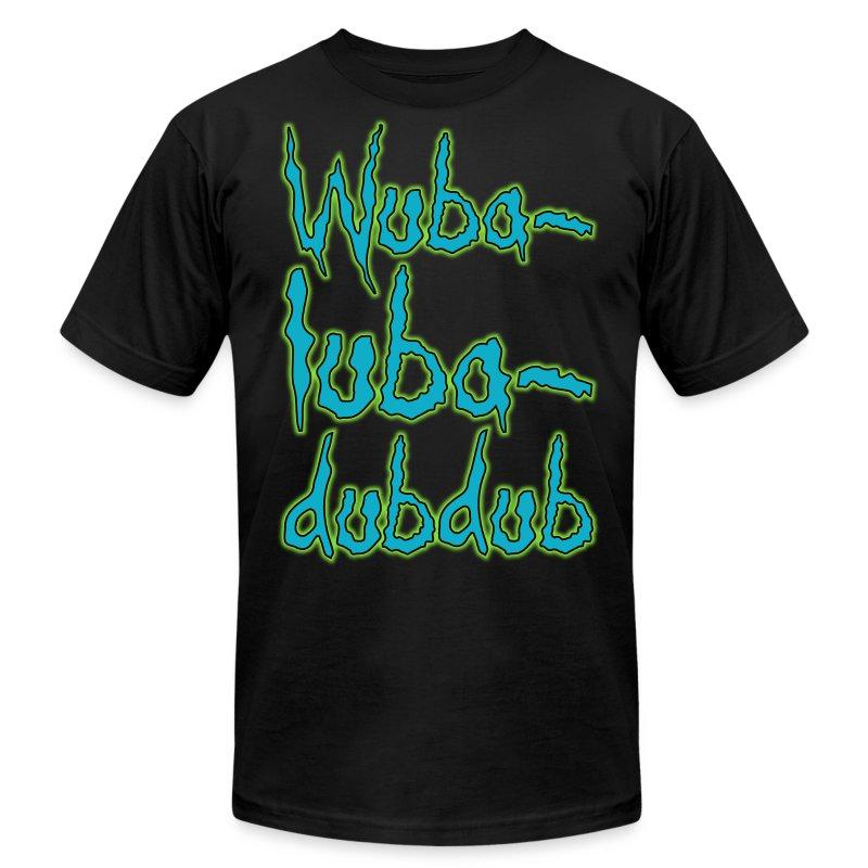 Wubalubadubdub - Men's Fine Jersey T-Shirt