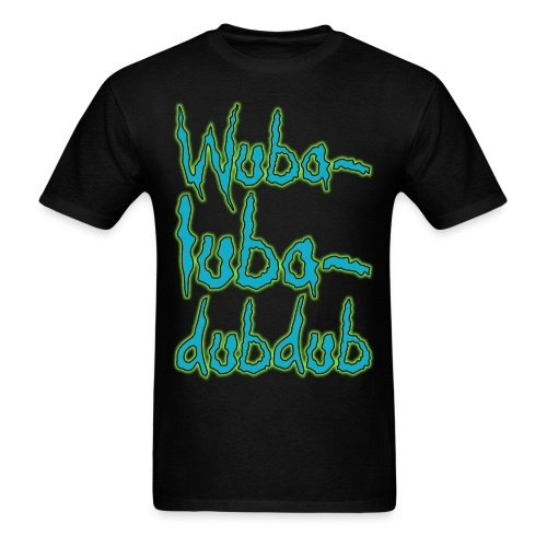 Wubalubadubdub - Men's T-Shirt