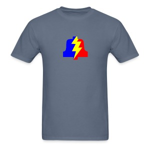 PLA logo shirt - Men's T-Shirt