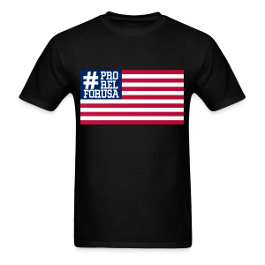 ProRel Flag T-shirt - Men's T-Shirt