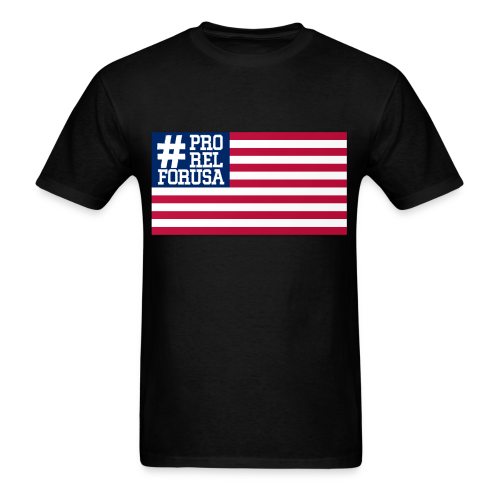 ProRel Flag T-shirt - Men's T-Shirt