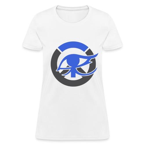 Ana/Pharah Womens T-Shirt - Women's T-Shirt