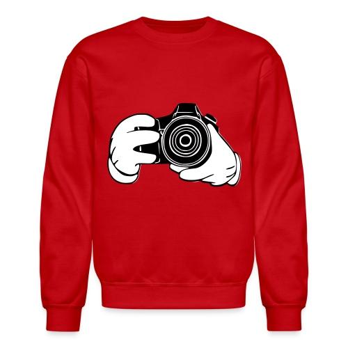 Mikey Snapshot sweatshirt - Crewneck Sweatshirt