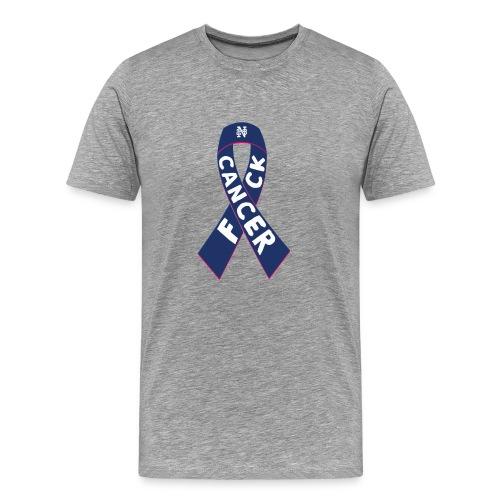 FCancerCharityT - Men's Premium T-Shirt