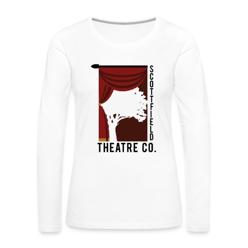 Scottfield Long Sleeve Women's Tee - Women's Premium Long Sleeve T-Shirt