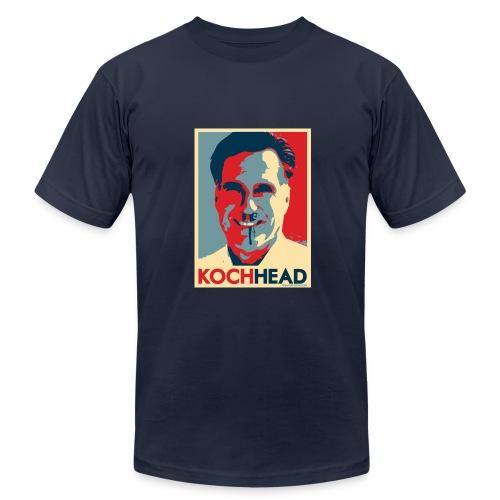 Koch Head - Men's  Jersey T-Shirt