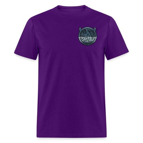 B2D Static Pocket Logo - Men's T-Shirt