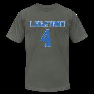 T-Shirts ~ Men's T-Shirt by American Apparel ~ Legatron