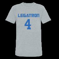 T-Shirts ~ Unisex Tri-Blend T-Shirt by American Apparel ~ Legatron