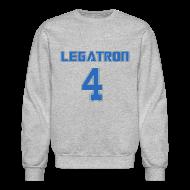 Long Sleeve Shirts ~ Crewneck Sweatshirt ~ Legatron