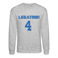Long Sleeve Shirts ~ Crewneck Sweatshirt ~ Legatron